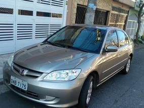 Honda Civic 1.7 Lx Aut. 4p 2005