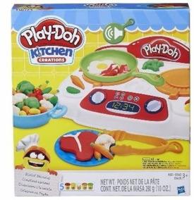 Play-doh Creaciones A La Sarten B9014 Hasbro