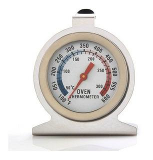 Termometro Gauge Para Hornos Sin Instalacion Temp Real