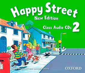 Happy Street: 2 New Edition: Class Audio Cds : Lorena Robe
