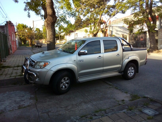 Toyota Hilux 3.0d D/c 4x2