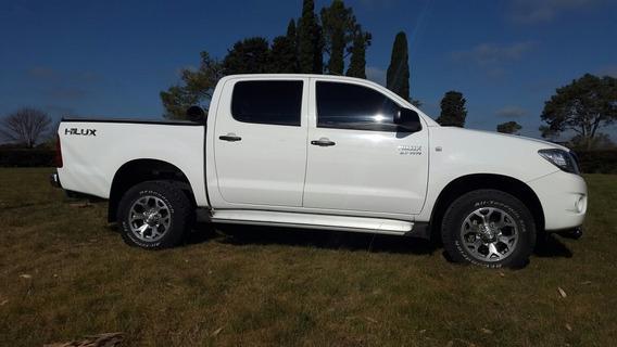 Toyota Hilux 2.7 Nafta Dx