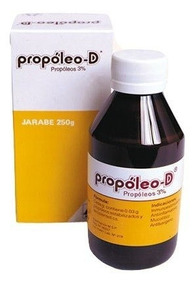 Propoleo-d Jarabe 250g Apiter
