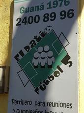 Alquiler De Salón Y Cancha De Fútbol 5 - El Patio Fútbol 5