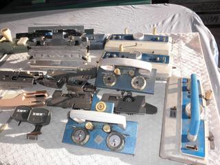 Repuesros De Maquinas De Tejer Varios Mesas Y Otros