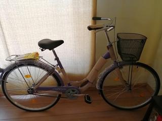 Bicicleta Dama Rodado 26, Nueva Sin Estrenar!!!