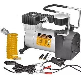 Compresor De Aire 12volt Para Auto Ingco 140 Psi Aac1401 Tyt