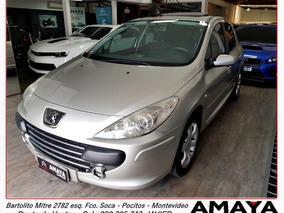 Amaya Garage Peugeot 307 1.6 Xs Live Año 2010 Impecable!!!