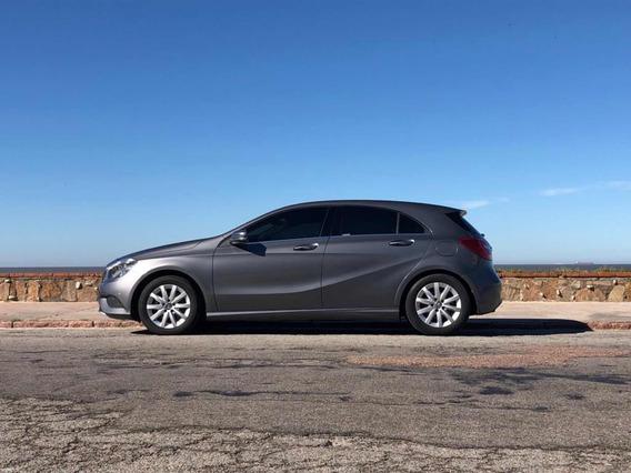 Mercedes-benz Clase A 1.6 A200 Año 2016 50mil Km Flamante