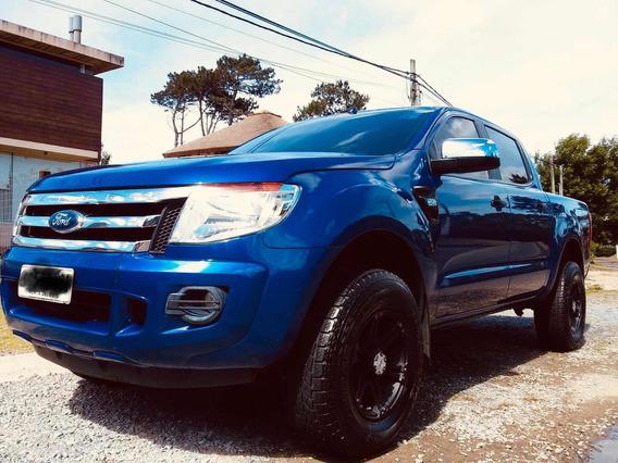 Ford Ranger 3.2 Cd 4x4 Xlt Ci 200cv 2013