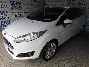 Ford Fiesta 1.6 Titanium Hatch 16v 4p Power Shift