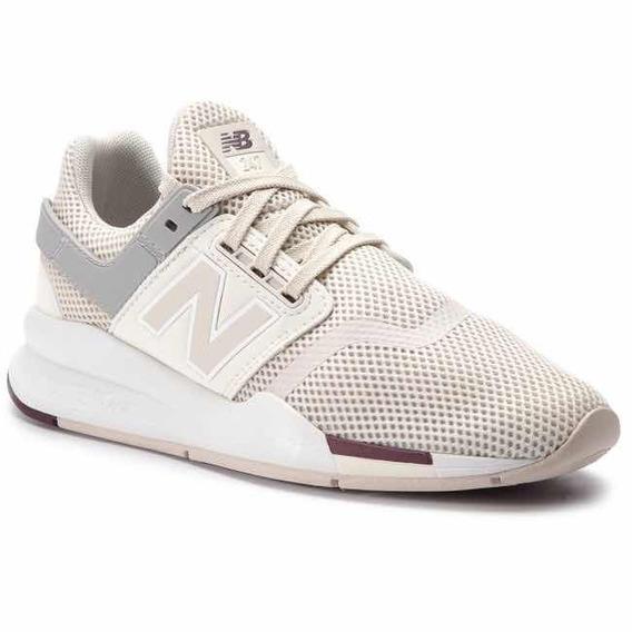 new balance blanco 36