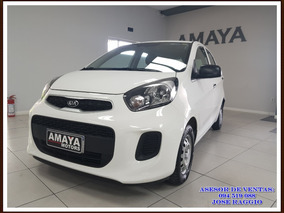 Amaya Kia Picanto 1.0 Ex Plus Igual A Okm Con 9800km Divino!