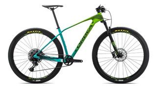 Bicicleta Montaña Orbea Alma M50 Eagle Verde