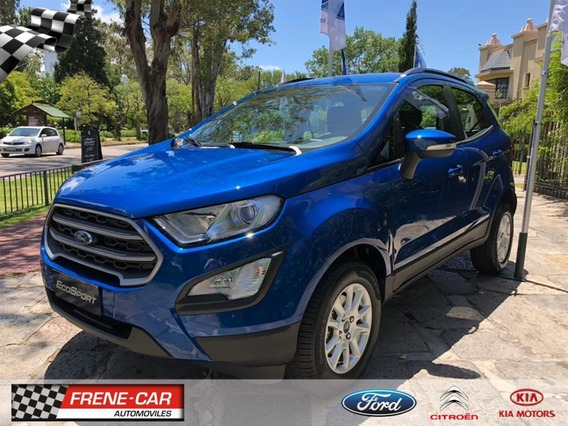 Ford Ecosport 1.5 Se 123cv At 4x2 1.5 2020 0km