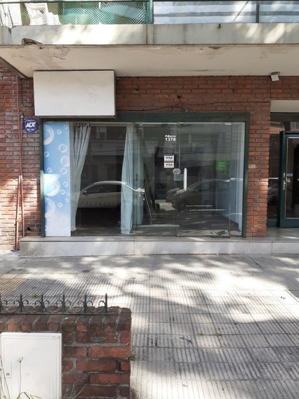 Alquilo Local Pocitos Berro/ Echevarriarza