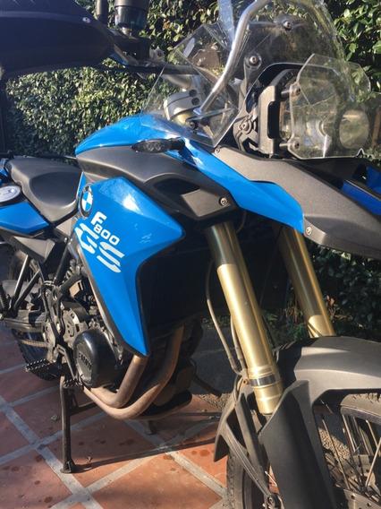 Bmw Gs 800 2014 Enduro Moto Accesorios Excelente Oportunidad
