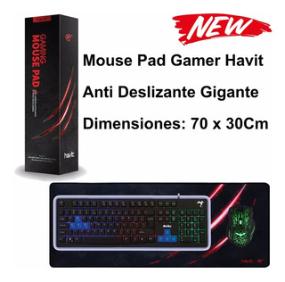 Mouse Pad Gamer Havit Anti Deslizante Gigante!!