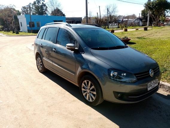 Volkswagen Suran 1.6 Imotion Comfortline 11a 2011
