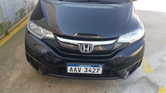 Honda Fit 1.5 Ex-l At 120cv 2016