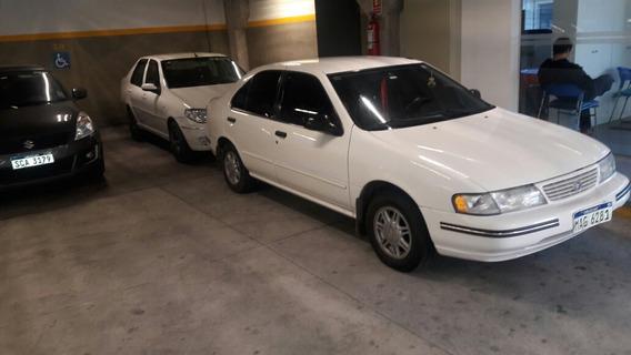 Nissan Sentra Gss 5vel Super Lujo 1 Mt 1996