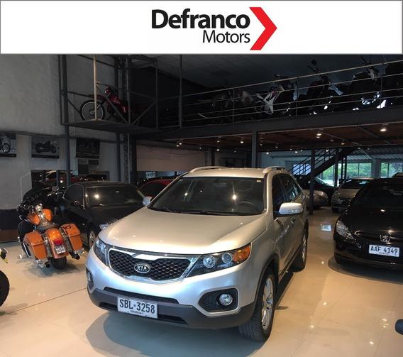 Kia Sorento 4x4 Sportage Permuto,financio Defranco Motors.