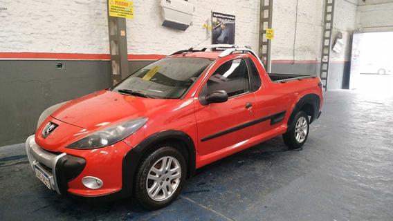 Peugeot Hoggar Escapade Pick Up 1.6 Full