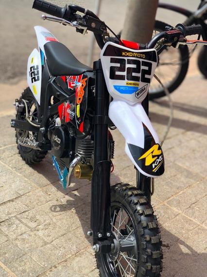 Moto Mini Cross Kxd 50cc 4t
