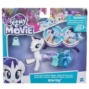 Little Pony Hasbro Moda Terrestre O Marina Rarity - Hb