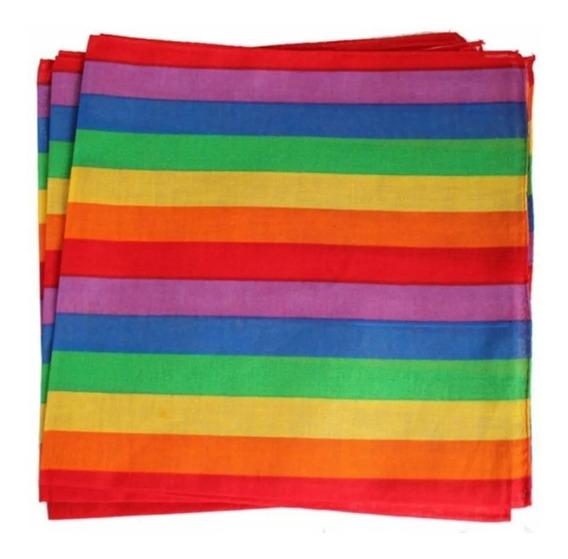 Pañuelos-bandanas De La Diversidad