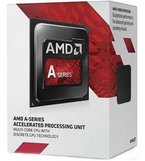 Amd A6 7480 Procesador Radeon R5 Fm2 Tranza