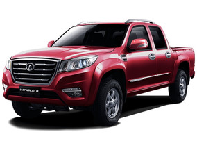 Great Wall Wingle 6 Diesel 2.0 Caja De Sexta Control De Trac