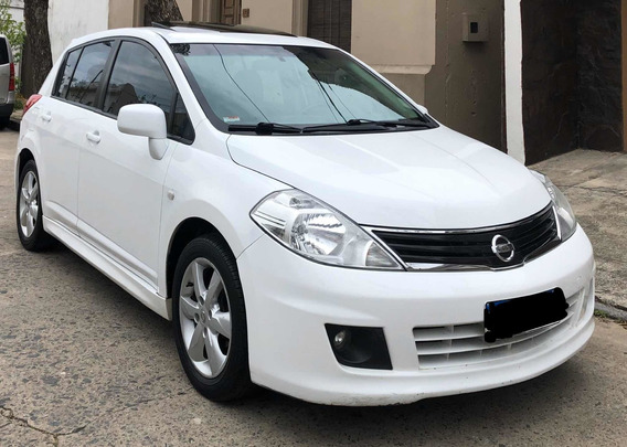 Nissan Tiida 1.8 Emotion At 2010
