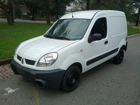 Renault Kangoo Furgon 2014 C/porton Lateral..muy Lindaa..!!