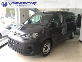Citroën Berlingo New Berlingo Van 2 Y 3 Asientos 2019 0km