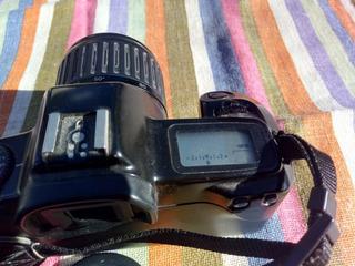 Camara Canon Eos Rebel Con Lente 35-80mm