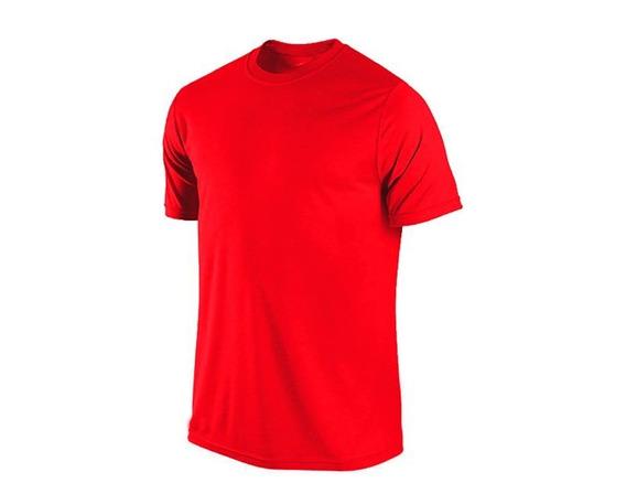 Camiseta Dry Cool Sublimable Poliéster X10 C/u$115 Disershop