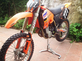 Ktm 525 Sx Cross Sin Carreras