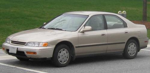 Libro De Taller Honda Accord  1994