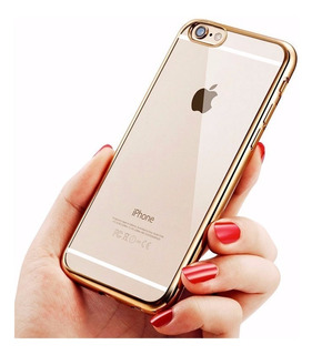Funda Protector iPhone 6 6 4,7¨ 6 Plus Tpu Chapado