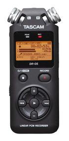 Grabadora Digital De Mano Tascam Dr-05 Portatil