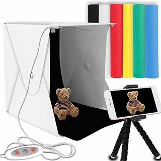 Caja De Estudio De Fotos Portatil Elegante Fotografia De Fot