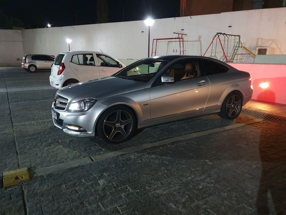 Mercedes Benz C250 Coupe Sport
