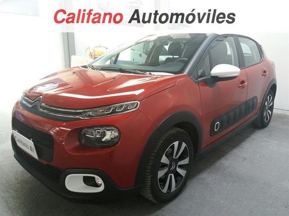 Citroën C3 New C3 82hp, Feel. Financiación Tasa 0%. 2020 0km