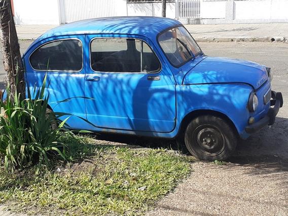 Fiat 600 R 1974