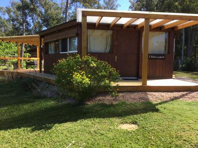 Cabaña Monoambiente Rodeada De Parque, Para 2