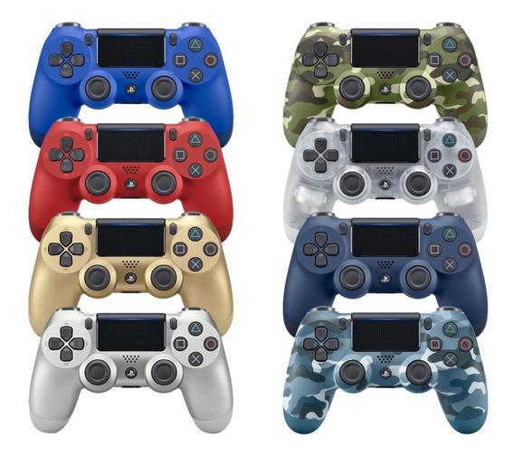 Control Joystick Ps4 Dualshock 4 Sony Varios Colores