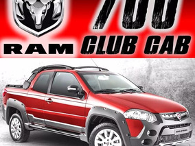 Pickup Ram 700cc Apple Carplay Android Auto 4cil Muelles Rhc