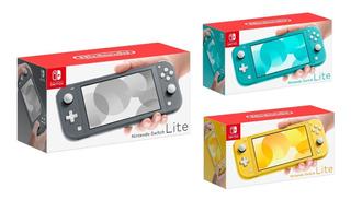 Nintendo Switch Lite / Nuevo / Sellado / Opción Juego