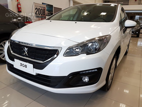 Albens   Peugeot 308 Active 1.6 Noir Perla Nera 5p 0km 2018d